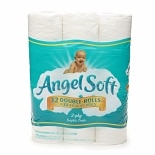 Angel Soft Double Rolls Bathroom Tissue
