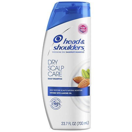 Head & Shoulders Dry Scalp Care with Almond Oil Dandruff Shampoo