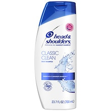 Head & Shoulders Classic Clean Dandruff Shampoo