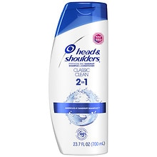 Head & Shoulders Classic Clean 2 in 1 Dandruff Shampoo + Conditioner