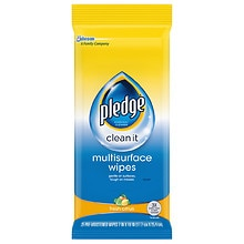 Pledge Cleaning Wipes