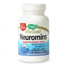 Nature's Way EfaGold Neuromins DHA 200 mg Dietary Supplement Softgels
