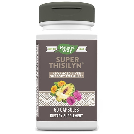 Nature's Way Super Thisilyn, Vegetarian Capsules