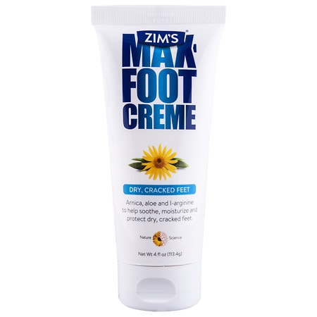 Zim's Crack Creme for Heels & Feet