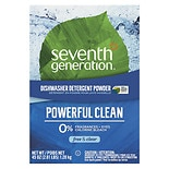 Seventh Generation Automatic Dishwasher DetergentFree & Clear