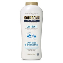 Gold Bond Ultimate Comfort Body Powder Fresh Clean