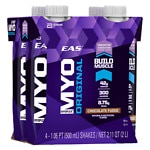 Save 30% on EAS Myoplex sports nutrition