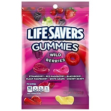 LiveSavers Gummies Candy Wild Berries