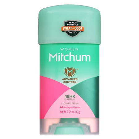 Mitchum for Women Advanced Gel Anti-Perspirant & Deodorant Flower Fresh