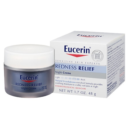 Eucerin Redness Relief Soothing Night Creme