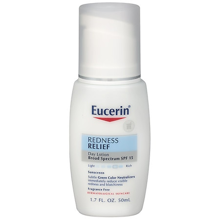 Eucerin Redness Relief Daily Perfecting Lotion SPF15