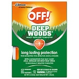 Deep Woods Off! Deep Woods Insect Repellent Towelettes