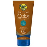 Banana Boat Sunless Summer Color Tinted Lotion, Light to Medium