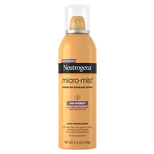 Neutrogena Micro-Mist Airbrush Sunless Tan Spray Deep