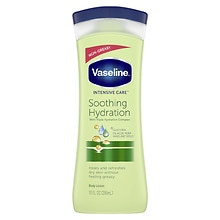 Vaseline Intensive Care Total Moisture Aloe Fresh Body Lotion