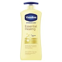 lotion brand works skin soft smell yellow lotion pictured promise