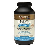 Spectrum Essentials Fish Oil Omega-3 1000mg Softgels