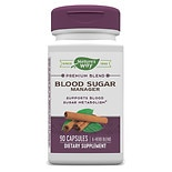 Nature's Way Blood Sugar with Gymnema, Capsules