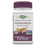 Nature's Way Ashwagandha Standardized, VCaps