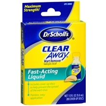 Dr. Scholl's Clear Away Liquid Wart Remover System