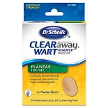 Clear Away Plantar Wart Remover for Feet