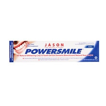Power Smile All Natural Whitening CoQ10 Tooth Gel, Peppermint