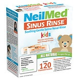 NeilMed Sinus Rinse Pediatric Refill Packets