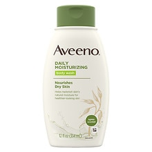 Aveeno Active Naturals Body Wash, Daily Moisturizing