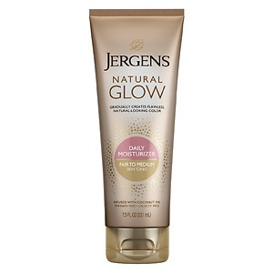 Jergans natural glow