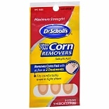Dr. Scholl's Ultra Thin Corn Removers Medicated Disks