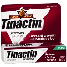 Tinactin Athlete's Foot Antifungal Cream