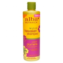 Alba Hawaiian Natural Shampoo Colorific Plumeria