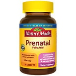 Nature Made Multi Prenatal Complete Vitamin/Mineral Dietary Supplement Tablets