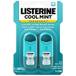 LISTERINE PocketMist Cool Mint Oral Care Mist 2 Pack Cool Mint