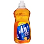 Joy Ultra Antibacterial Hand Soap and Dishwashing Liquid Orange