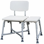 Medline Bariatric Transfer bench