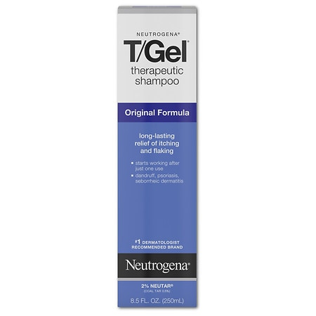 Neutrogena T-Gel Therapeutic Shampoo Original Formula