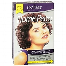 Home Perm Kit, for Color-Treated, Thin or Delicate Hair