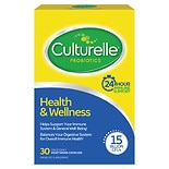 Culturelle Health & Wellness Probiotic Supplement