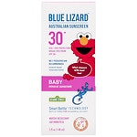 Save 20% on Blue Lizard baby sun care.