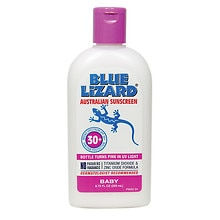 Blue Lizard Baby Australian Sunscreen Lotion