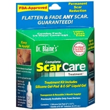 Dr. Blaine's Complete ScarCare Treatment Kit