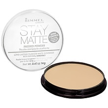 Rimmel Stay Matte Shine Control Pressed Powder