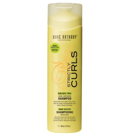 Marc Anthony True Professional Strictly Curls Sulfate Free Curl Defining Shampoo