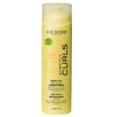 Marc Anthony True Professional Strictly Curls Sulfate Free Frizz Sealing Conditioner