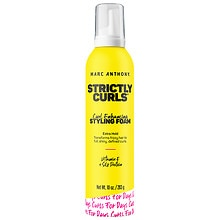 Marc Anthony True Professional Strictly Curls, Curl Enhancing Styling Foam