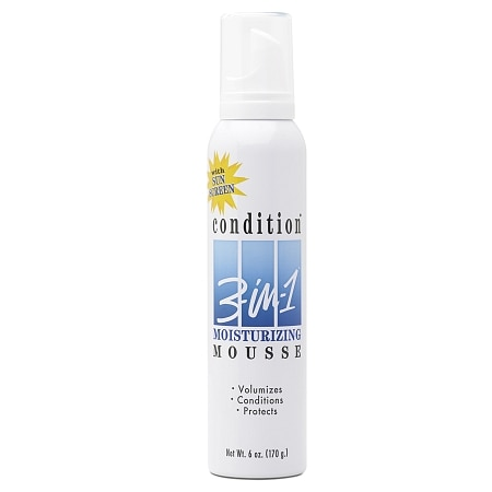 Condition 3-in-1 Mousse Moisturizing Extra Care