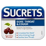Sucrets Complete Oral Anesthetic & Cough Suppressant Lozenges