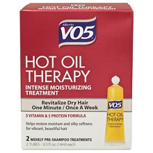 Hot Oil Weekly Intense Conditioning Treatment