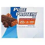 High Protein Bars 6 PackChocolate Peanut Butter